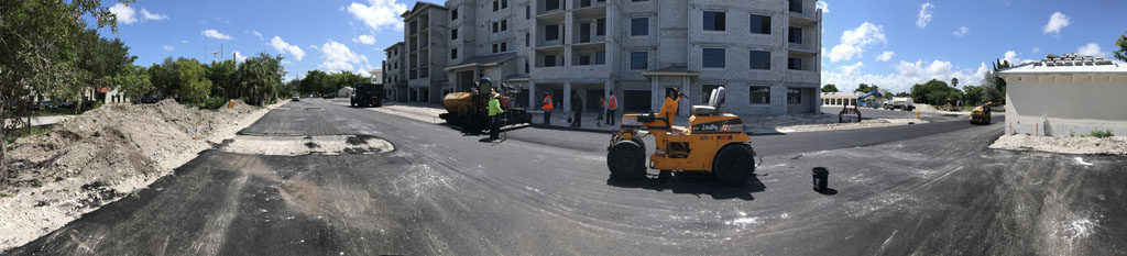 HOA & Communities – Broadstone Apartments – Paving