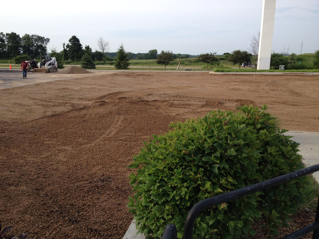 Hotel Chain – Hyatt Place – New Pavement Construction (2)