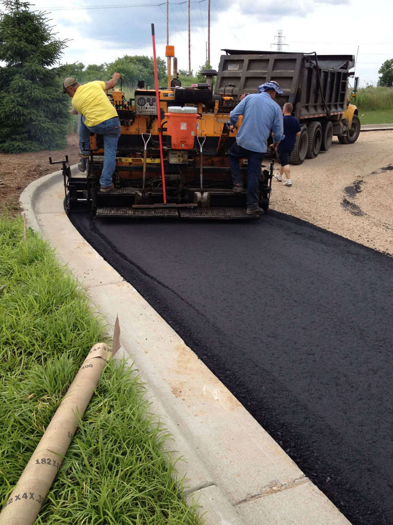Hotel Chain – Hyatt Place – New Pavement Construction (5)