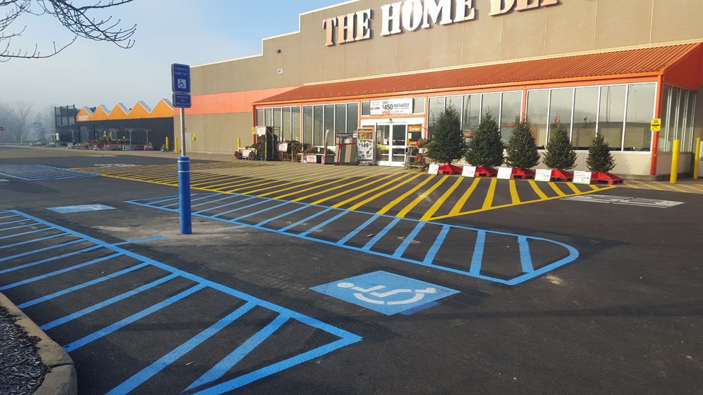 Retail Chain – Home Depot – ADA Compliance (2)