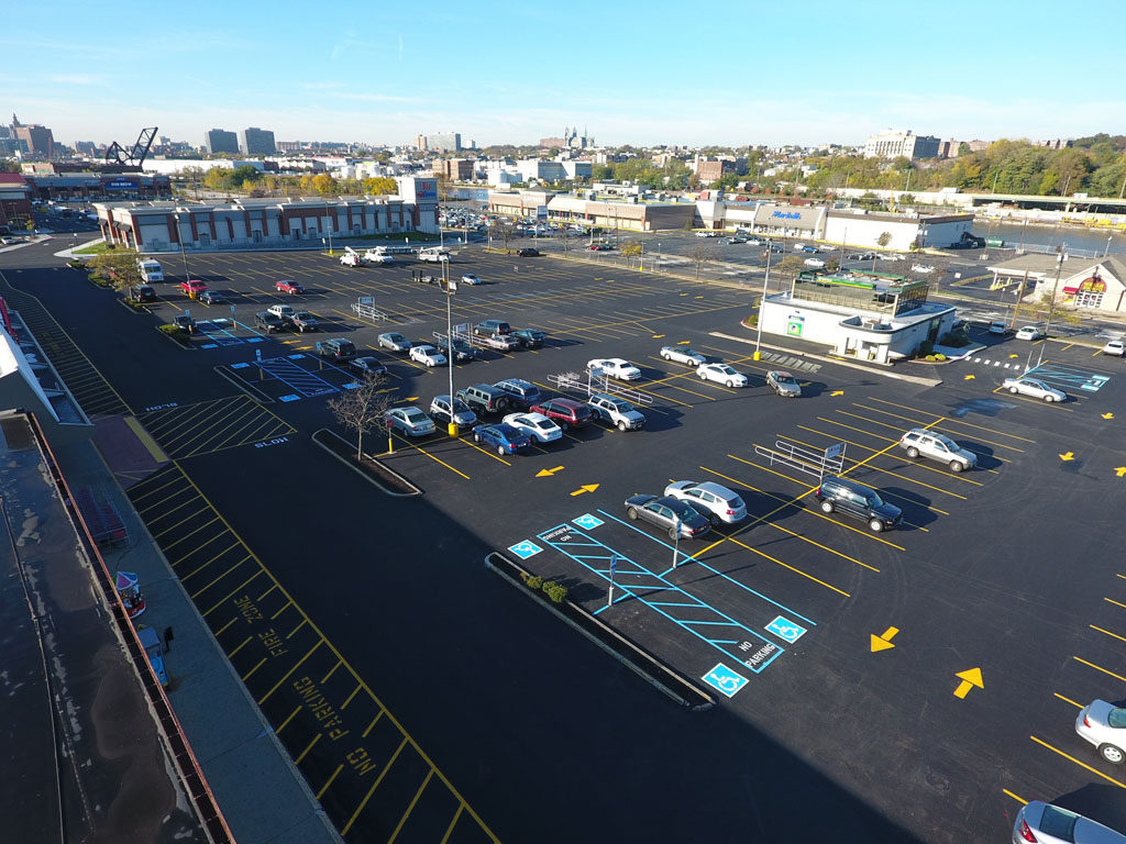 Retail Chain – Kmart – Sealcoating and Striping (3)