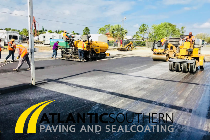 Asphalt Paving Weston