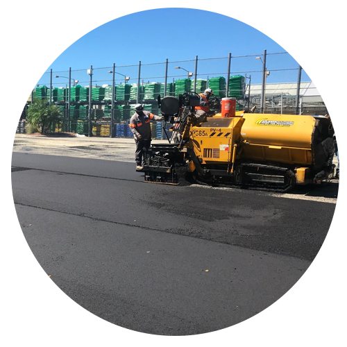 Paving Contractors Belle Isle