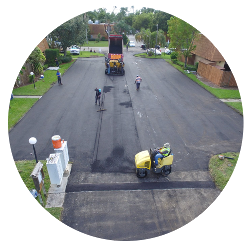 Paving Contractors Maitland FL