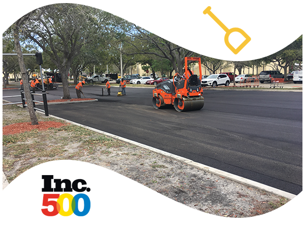 Asphalt Repair Atlantic Southern