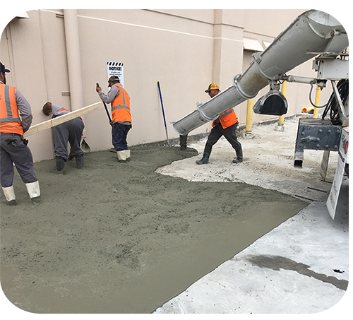 Commercial Concrete Contractors Atlantic Southern