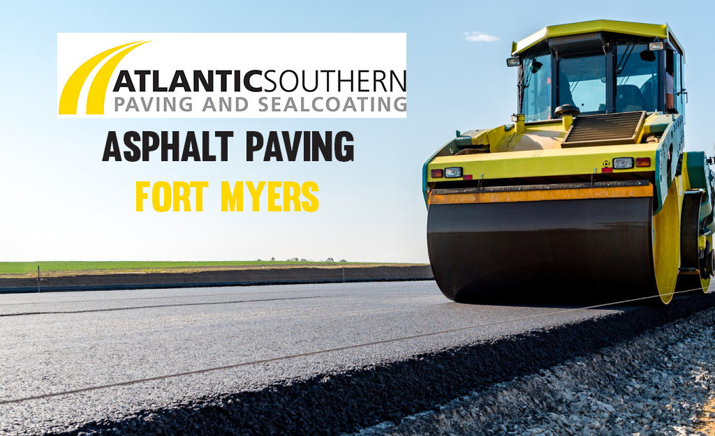 Asphalt Paving Fort Myers