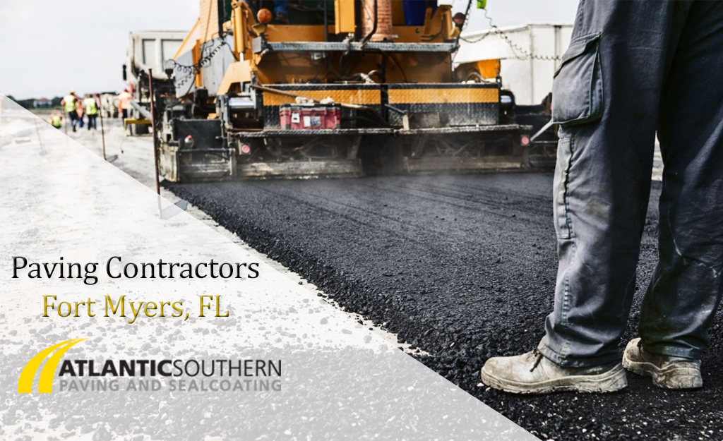 Paving Contractors Fort Myers FL