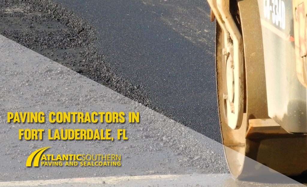 Paving Contractors in Fort Lauderdale