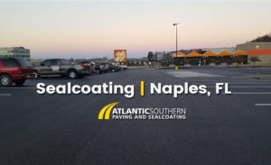 Sealcoating Naples