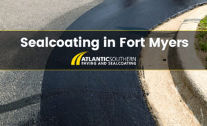 Sealcoating in Fort Myers