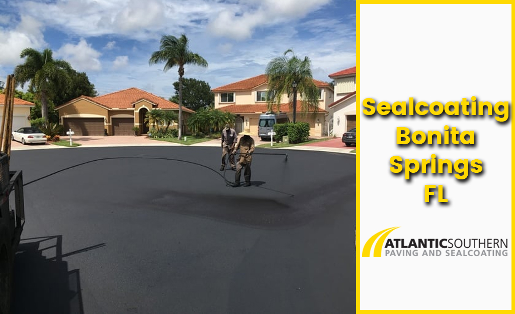 Sealcoating Bonita Springs