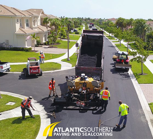 Paving Contractors Titusville