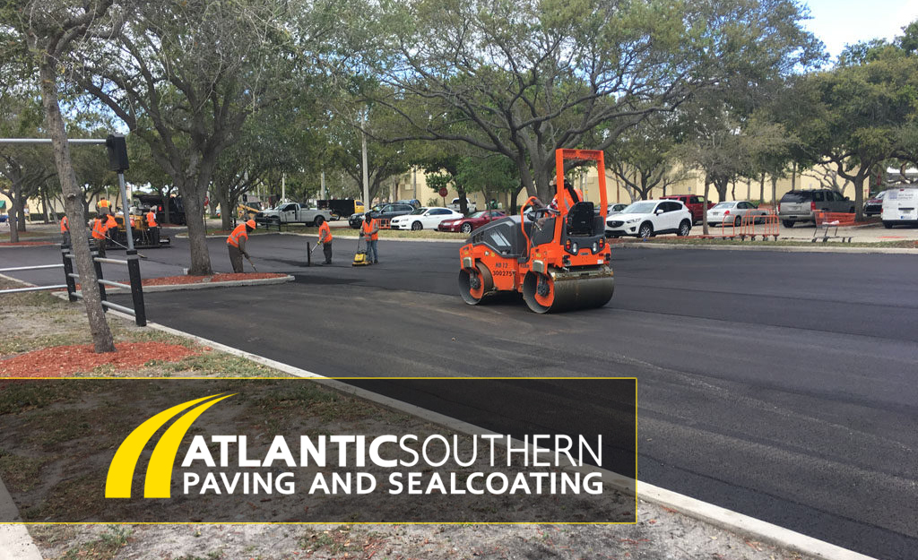 Asphalt Paving Florida