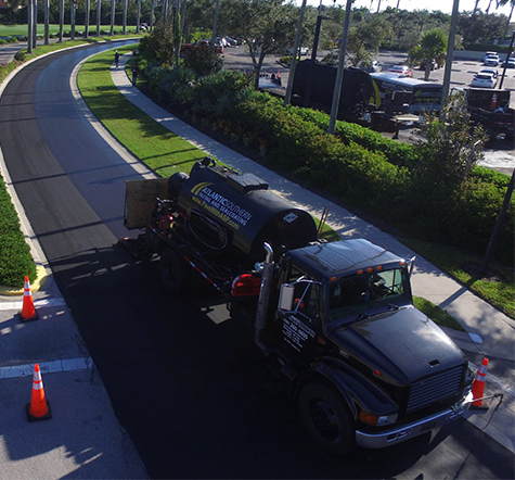 Plantation FL Asphalt Paving Contractors