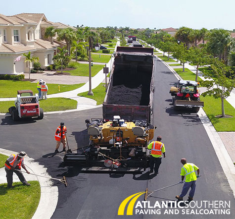 Pompano Beach FL Asphalt Paving Contractors