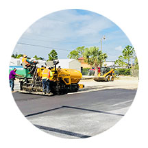 Coral Springs Asphalt Paving Contractors