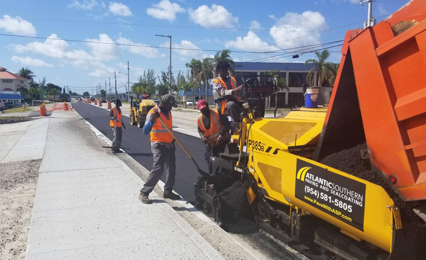 Asphalt Paving Contractors Estero