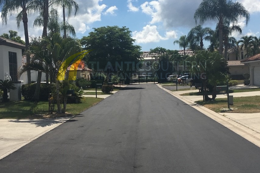 Asphalt Paving Palm Beach County