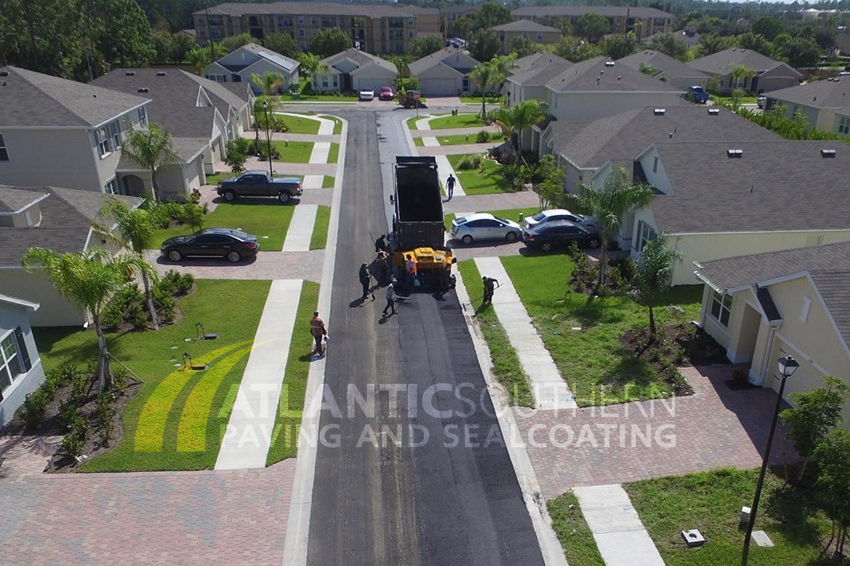 Asphalt Paving Oak Ridge