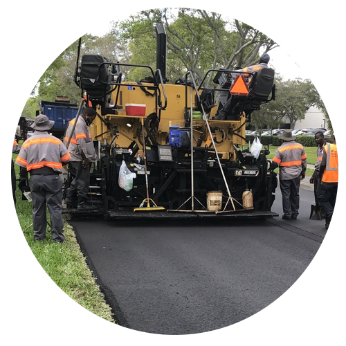 Paving Contractors Osceola County