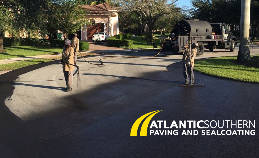 Asphalt Sealcoating West Palm Beach