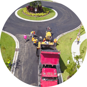 Paving Contractors Seminole County