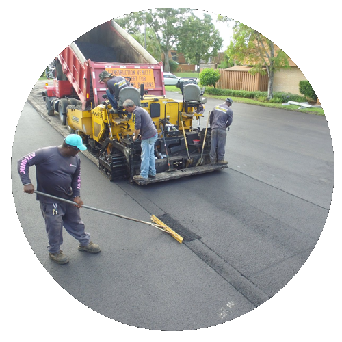 Paving Contractors Loxahatchee