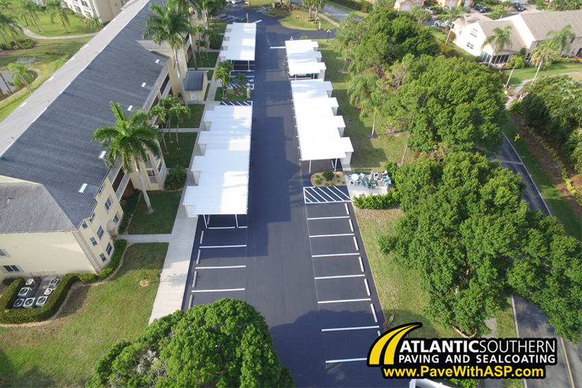 West Palm Beach Asphalt Contractor