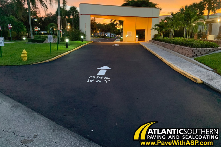 Paving Contractor South Florida