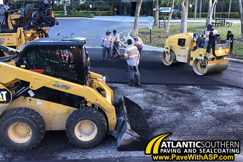 Paving Contractors in South Florida