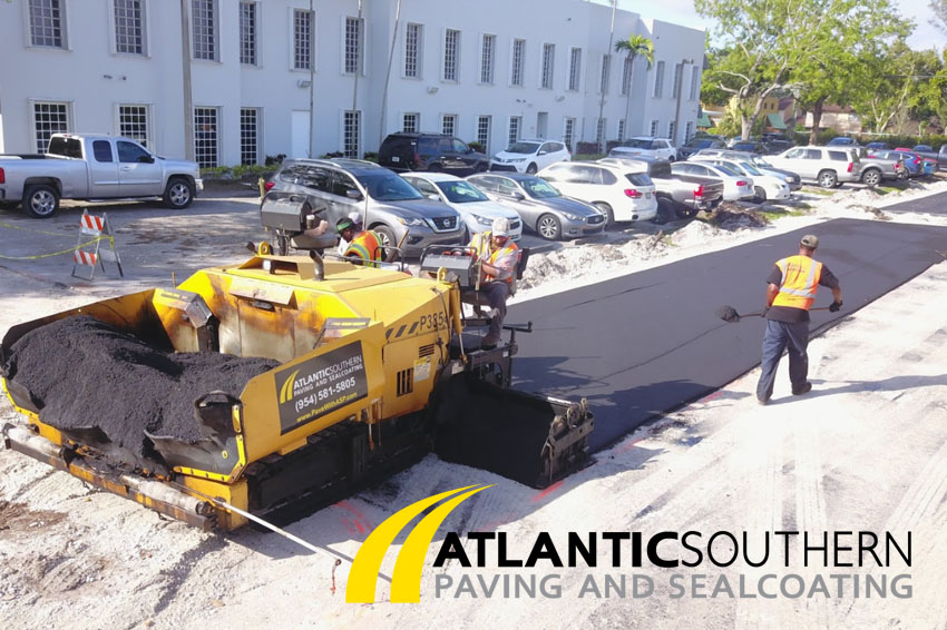 Asphalt Repairs Weston