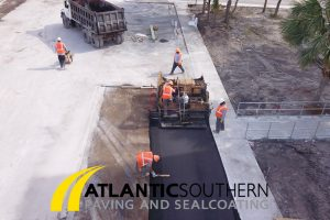 Central Florida Paving Contractor